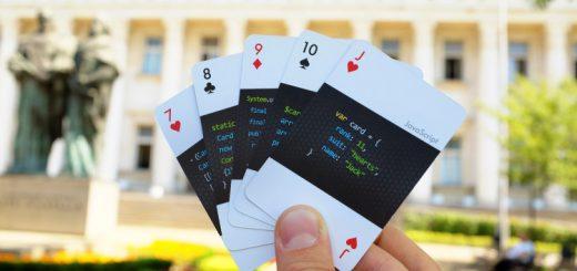プログラマしか楽しめない!超ニッチなトランプ「Code:deck」