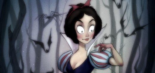 ディズニー作品をティム・バートンがリメイク!?再現度高すぎなポスター10枚