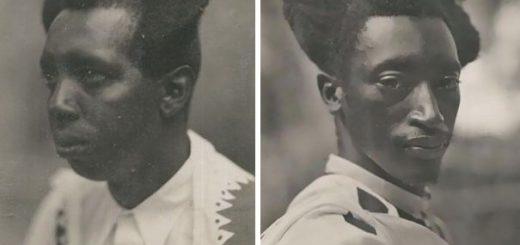 まるで鉄腕アトム!100年前のルワンダ人の髪型「アマスンズ」が個性的