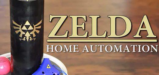 ゼルダファンがDIY!オカリナを吹けば自宅の家電が全て動く装置