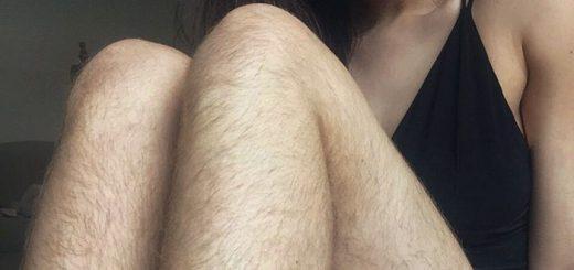 スネ毛がフサフサ…体毛を剃ることを止めた女性、その理由とは!?