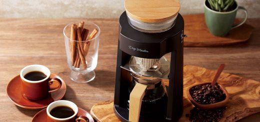 コーヒー中毒なら即買い!ハンドドリップの味を再現するコーヒーメーカー発売