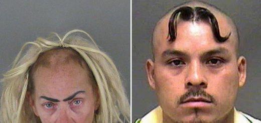 髪型ヤバすぎ!犯罪者たちの笑えるマグショット(証明写真)まとめ