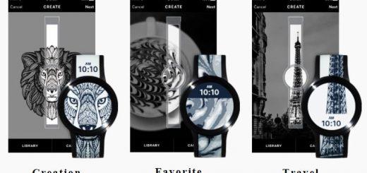 SONYの腕時計「FES Watch U」は文字盤もベルトも電子ペーパー!スマホで自由にデザイン可能