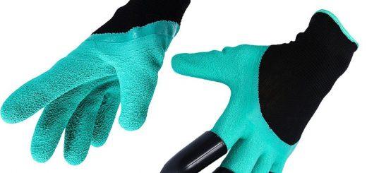 かぎ爪つき「穴掘りグローブ」がドラえもんの「もぐら手袋」のようだと話題