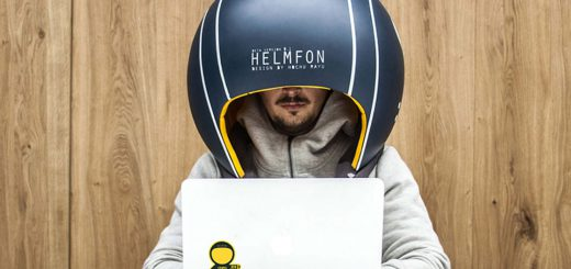 ボッチになりたい人向け!騒音と視線を完全に遮断するヘルメット