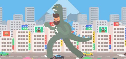 東京を旅行した海外デザイナーが制作!30日分の思い出GIFアニメが可愛い