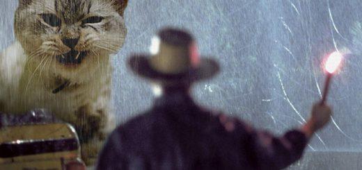 もし『ジュラシック・パーク』の恐竜が猫だったら…妄想を具現化した合成写真まとめ