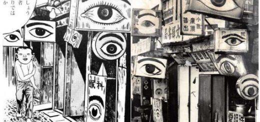 『ねじ式』に登場する「目医者の通り」が台南に実在!?つげ義春ファン歓喜