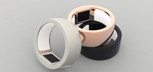 スマートウォッチの次はこれ!指輪型ウェアラブルデバイス「Token」
