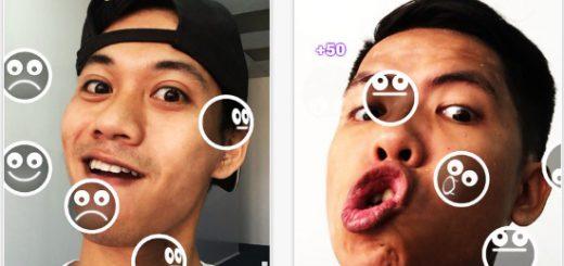 変顔ゲームアプリ「FaceDance Challenge!」が人気!確実に顔面崩壊すると話題
