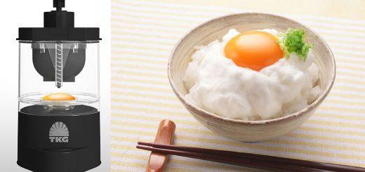 ふわふわの新食感!タカラトミーアーツ全自動たまごかけごはん機「究極のTKG」発売