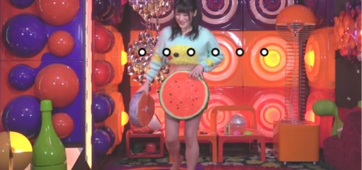 【動画】アキラ100%のお盆芸にGカップアイドル神谷えりなが挑戦