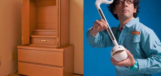 【いい話】明和電機の土佐さん、母の遺品ベッドを仏壇にリメイク