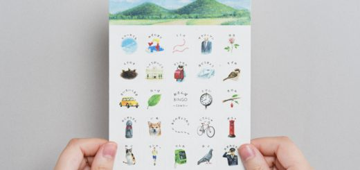 散歩をビンゴゲーム化!街歩きが楽しくなるカード「おさんぽBINGO」