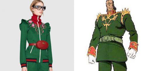 ガンダムファン驚愕!GUCCIの服がどう見てもジオン軍のドズル・ザビ