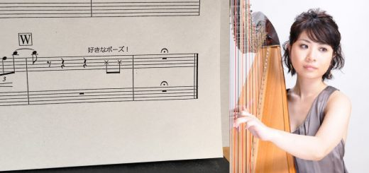 楽譜の指示が笑える!「オケの中でなぜかハープにだけある無茶振り」が話題