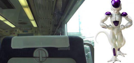 【動画】四国では有名!?フリーザに激似な車掌アナウンスが話題