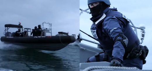 「海を愛し海を守る」海上保安庁の業務紹介PVがカッコ良すぎると話題