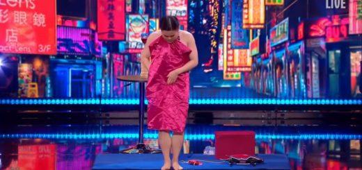 裸芸が大ウケ!お笑い芸人・ウエスPが海外の超人気オーディション番組で絶賛