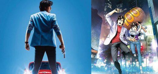 『シティーハンター』がフランスで実写映画化!冴羽獠と槇村香がそっくりだと話題【写真】