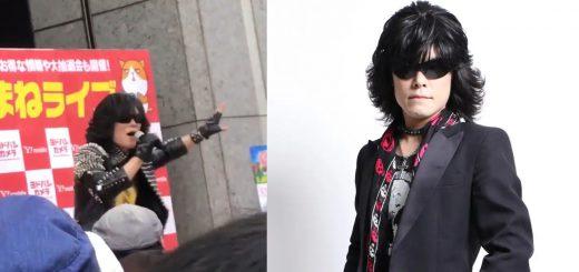 """""""X JAPAN""""Toshlのモノマネで『千の風になって』を歌う!芸人sa'Toshlが似すぎて面白い"""