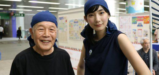 日本に3人しかいない銭湯絵師に超美人が弟子入り!芸大生の勝海麻衣さんが可愛いと話題