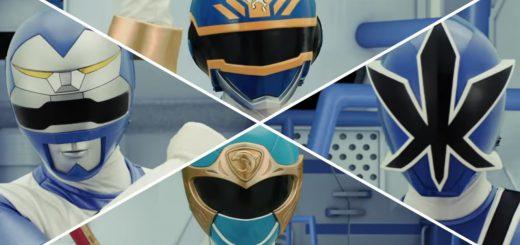 スーパー戦隊シリーズファン必見!ヤマハ除雪機のCMに歴代ブルー戦士が集結