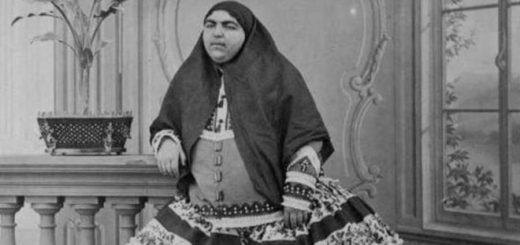 【悲報】19世紀に実在した伝説の美女がどう見ても女装したおっさん