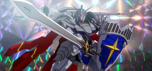 カードダスのポーズ!騎士ガンダムのCGアニメがかっこいい【動画】
