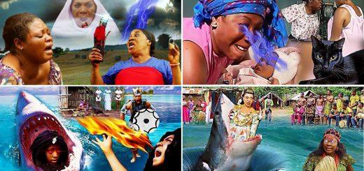動画もサムネイル画像もチープでおバカ!ナイジェリアのノリウッド作品がじわじわくる