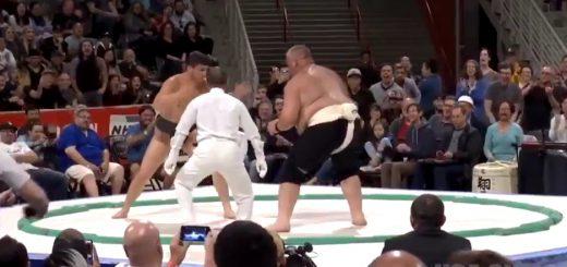 日本と全然違う!アメリカの相撲が独自の進化を遂げていて面白そう