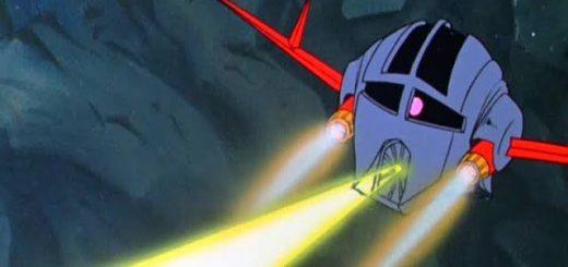ガンダムファン衝撃!宙に浮くジオングヘッドを再現したコスプレ猛者現る