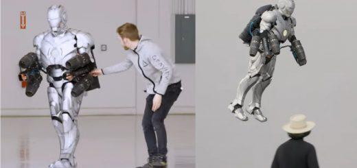 飛行可能なアイアンマンのスーツが完成!アダム・サヴェッジがアメリカ番組で再現