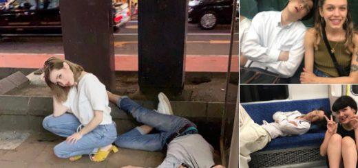 酔っぱらいが日本の新名所!?外国人旅行者のインスタで「shibuyameltdown」が流行