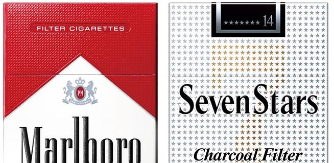 タバコ 銘柄 性格