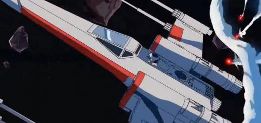 まるで日本のロボットアニメ!ファンが1人で『スター・ウォーズ』動画を完成