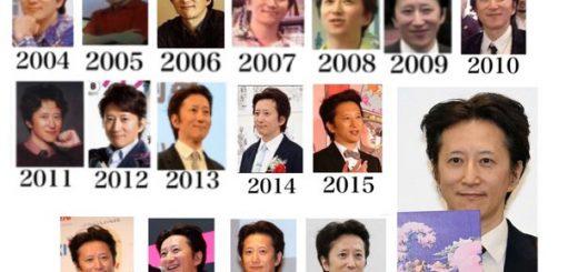 荒木飛呂彦先生は40年間容姿が変わらなさすぎ!?まとめた比較画像が話題
