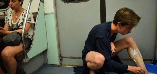 世界の「地下鉄の変人番付」で上位総ナメ!?ロシアの地下鉄風景が強すぎる