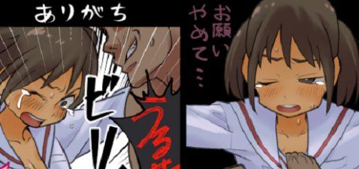暴漢が女子の制服を引き裂く…漫画あるあるな描写と現実の比較イラストが話題