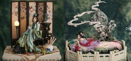 まるでフィギュア!中国の天才ケーキアーティスト周毅の作品が異次元クオリティ