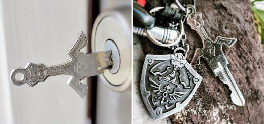 勇者気分で毎日帰宅!鍵を「剣のデザイン」にできるサービスが海外オタクに人気