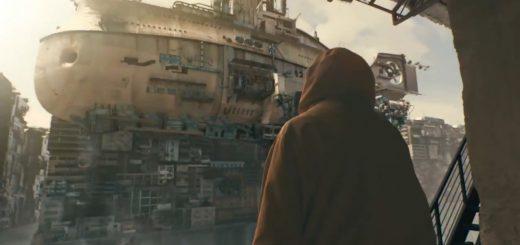 19歳が団地で撮影!?スチームパンクな世界をVFXで作った「飛行船」動画がすごすぎ