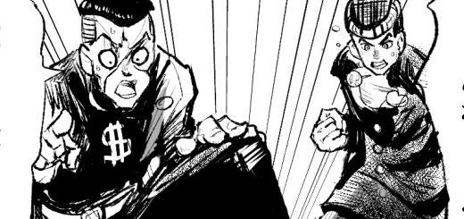 スタンドバトルなみの緊張感!漫画『仗助くんのセミファイナル講座』にジョジョファン興奮