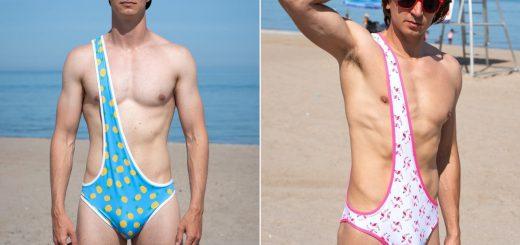 おバカすぎて逆にカッコいい!?男性用ビキニ「Brokini」がカナダで爆誕